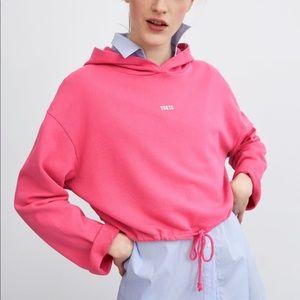 Text sweatshirt